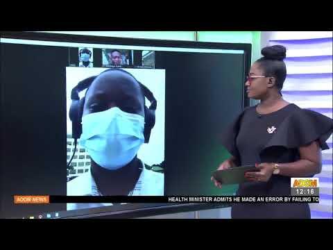 Bribery Scandal: Lawyer Kwasi Afrifa reports to CID Headquarters- Adom TV (19-7-21)