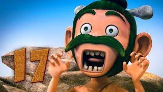 Око Леле - 17 серия - Бумеранг - Смешной мультфильм - Классные Мультфильмы