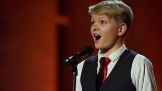 Laudate Dominum (Mozart) | boy soprano Aksel Rykkvin (13 years)