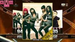 100722 Win MCD - Miss A [ Bad Girl Good Girl ]