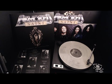 "Armored Saint ""Symbol of Salvation"" LP Stream"