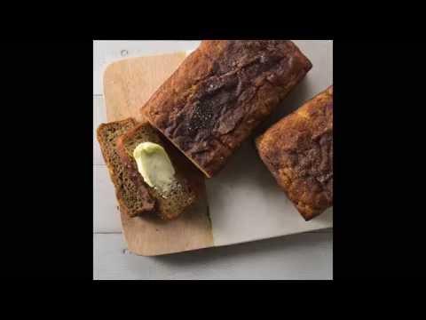 Easy Cake Mix Apple Bread