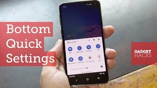 Move Quick Settings to the Bottom on Android [How-To] screenshot 5