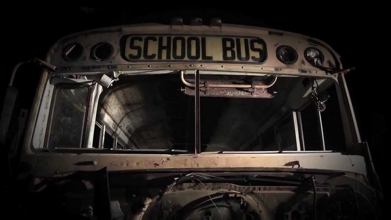 3 true scary haunted school bus ghost stories youtube