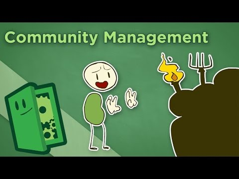 Community Management - The Unsung Heroes of the Game Industry - Extra Credits