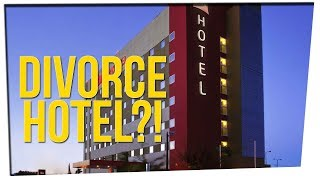 Fighting Couples Can Check Into Divorce Hotel ft. Anthony Lee