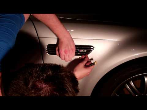 HOW TO: BMW E46 M3 - Fender Gr...