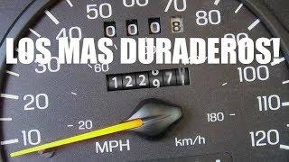Las MARCAS de AUTOS mas DURADERAS!