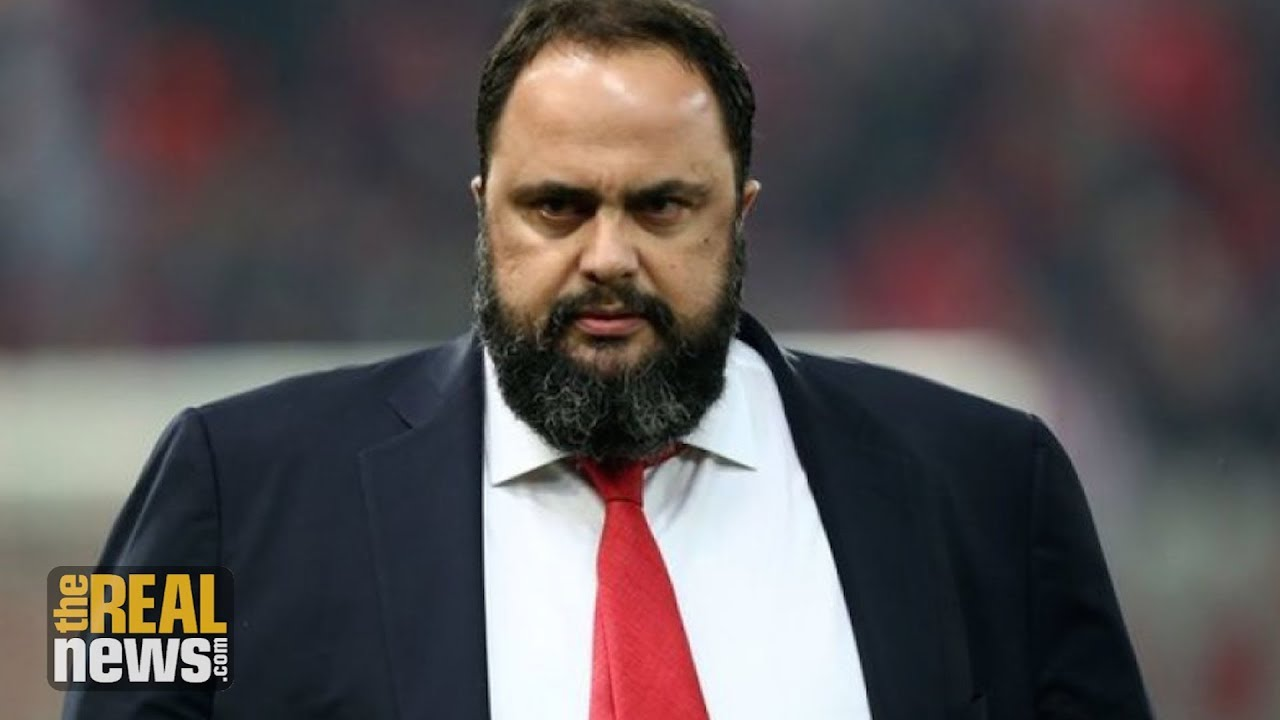The Hidden Agenda Of Evangelos Marinakis.