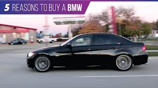 5 reasons you should buy a used bmw