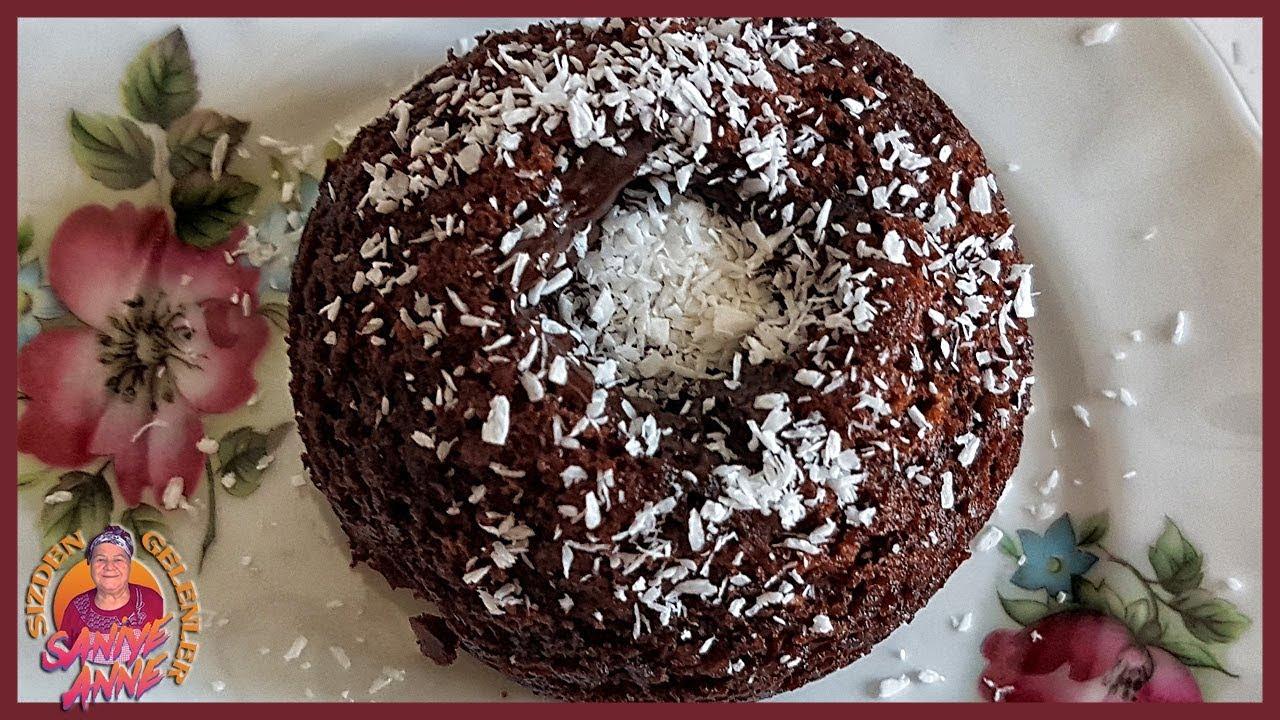 Fincanda Sürpriz Kek Tarifi Yapılışı