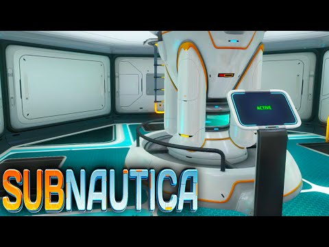 Subnautica - NUCLEAR REACTOR UPDATE, SCANNER ROOM S3:E4 (Subnautica Early Access Gameplay)