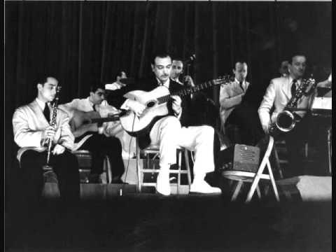 Django Reinhardt - Brick Top - Rome, 01or02. 1949