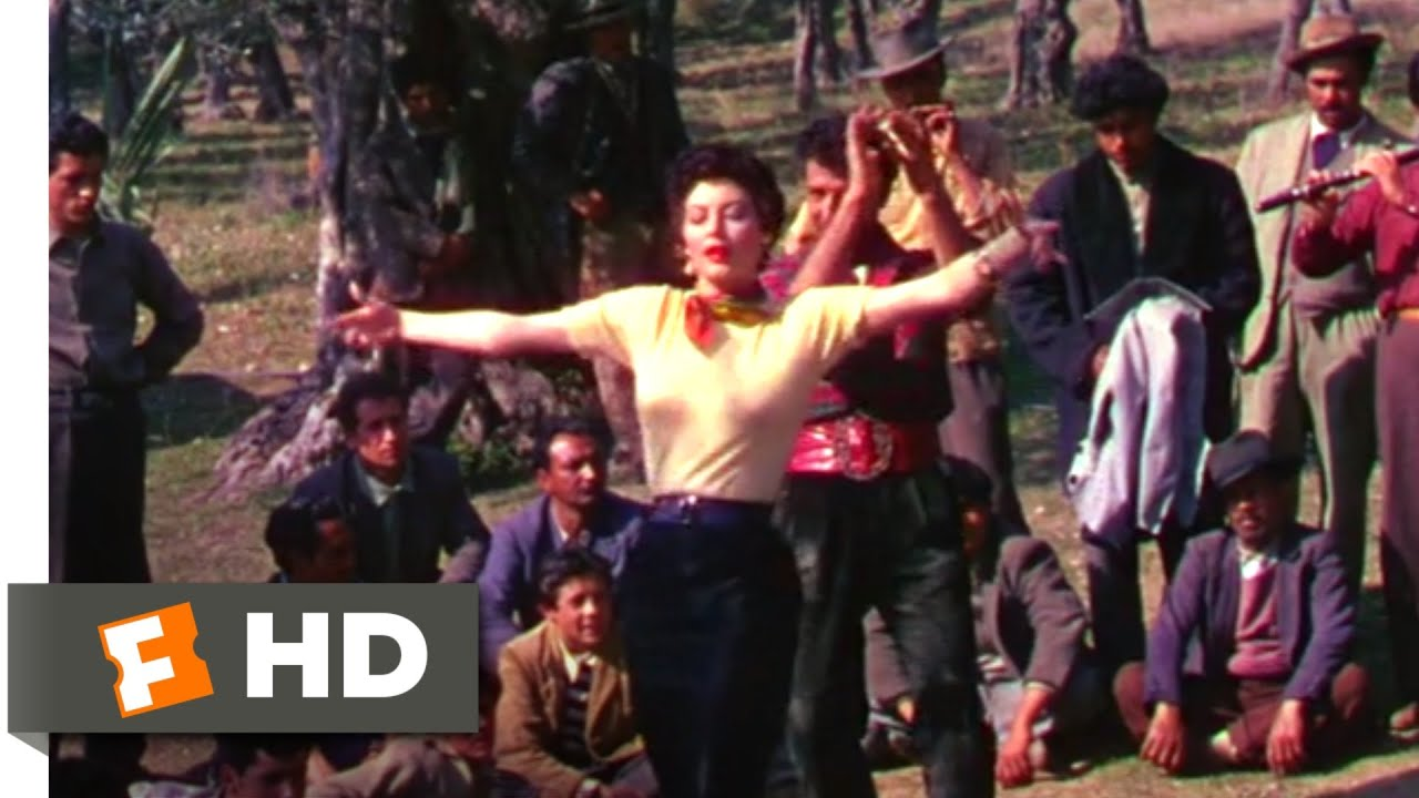 Download The Barefoot Contessa (1954) - Maria Dances Scene (11/12) | Movieclips