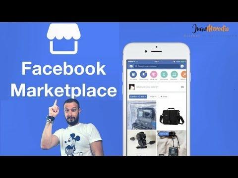 FACEBOOK MARKETPLACE : COMO VENDER tus productos ▶︎(ES GRATIS)