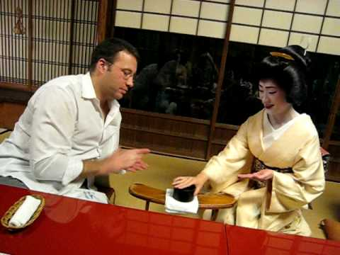 Geisha Drinking Game