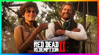 If Arthur Does This In Red Dead Redemption 2 The Ladies Of The Gang Will Flirt With Him! (RDR2) Video