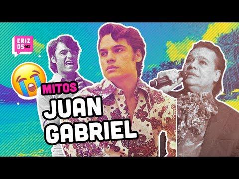 Mitos sobre Juan Gabriel | Erizos vs mitos de Internet | Erizos