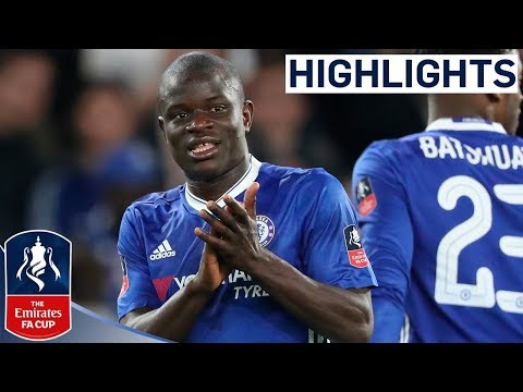 Chelsea 1-0 Manchester United - Emirates FA Cup 2016/17 (R6) | Official Highlights