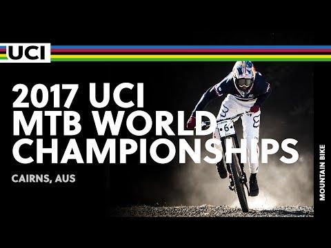 2017 UCI Mountain bike World Championships - Cairns (AUS) / Loic Bruni
