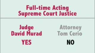 Judge David Murad for Supreme Court