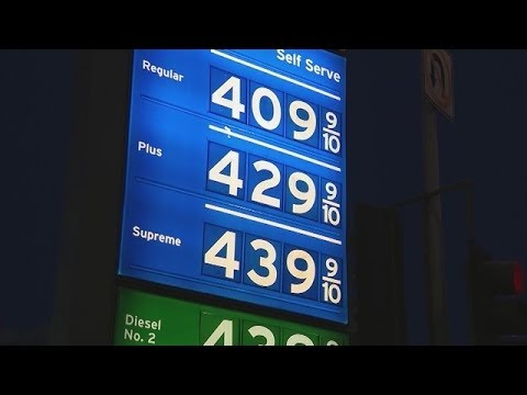 SoCal gas prices highest in nation and expected to rise
