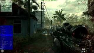 MW3: How to start a match of TDM