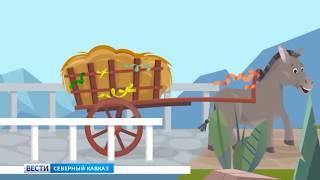 Мультфильмы научат осетинскому языку