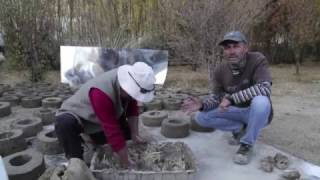 How to make a Smokeless Cookstove with Clay for No Cost (Hindi version)