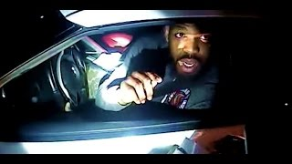 Jon Jones Argues Drag Racing Citation - Caught on Police Bodycam