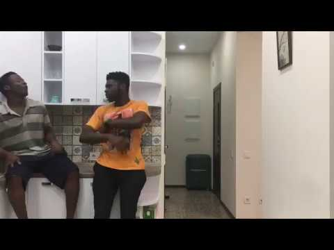 Download comedy video Crazeclown x Ade x Mushinboi   Agbo is not for kids Dont play with it