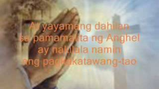 Video ANGELUS(Orasyon in Tagalog) WITH VOICE OVER download MP3, 3GP, MP4, WEBM, AVI, FLV Agustus 2017