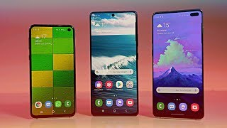 Samsung Galaxy S10 Lite vs S10e vs S10 - Which Should You Buy?
