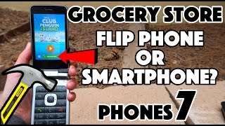 Bored Smashing - GROCERY STORE PHONES! Episode 7