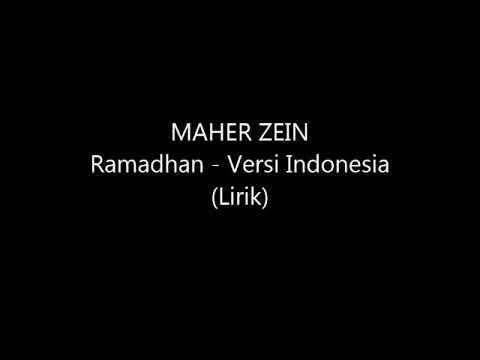Maher Zein - Ramadhan Versi Indonesia (Lirik)