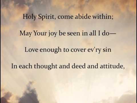 Holy Spirit, Living Breath of