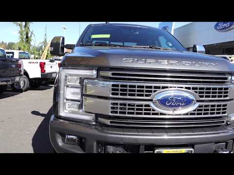 2019 Ford F-350 Platinum Review   Ride & Drive   Mullinax Ford of Olympia