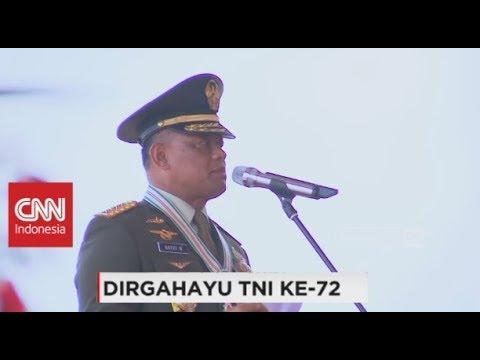 Full Pidato Panglima TNI Gatot Nurmantyo di HUT ke-72 TNI Mp3