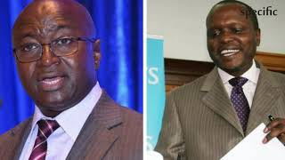 Kenya news today | Manjang exits Stanchart Kenya, Kariuki Ngari named CEO