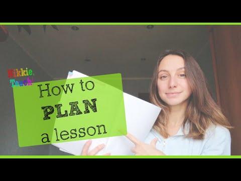 Planning a lesson   Структура урока и фишки для планирования