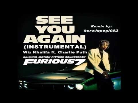 """See You Again"" (Instrumental) [kerwinpogi092 remix] (HD)"