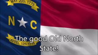 """State Anthem of North Carolina - """"The Old North State"""""""