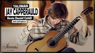 Talisman by Jay Capperauld played by Kevin Daniel Cahill on a 2019 Wolfgang Jellinghaus Signature