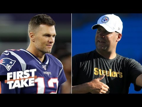 I have no faith in the Steelers on the road vs. the Patriots - Stephen A.   First Take