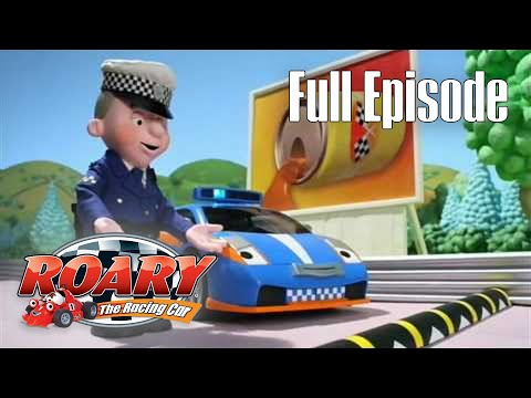 Roary The Racing Car - Law & Order
