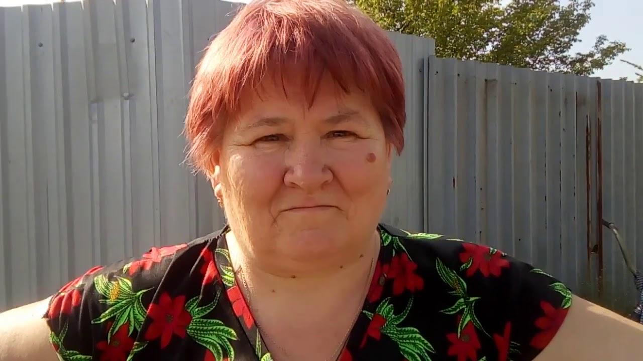 Жительница Донбасса,- Живём и будем дальше жить (архив)