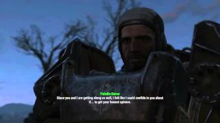 Fallout 4 - Funny vertibird crash