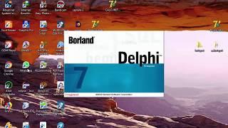 Menghitung Luas Segitiga Menggunakan Delphi