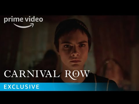 Amazon's Carnival Row gets two magical trailers at SDCC