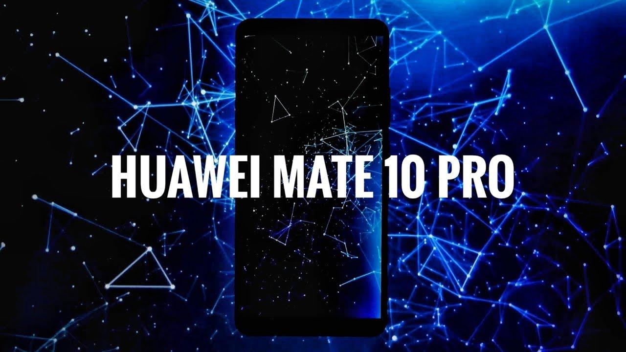 Huawei Mate 10 Proს განხილვა ხელოვნური ინტელექტი უკვე ჩვენს ჯიბეშია